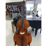 Maple Leaf Strings Model 140 Craftsman Collection Stradivarius Double Bass 5/8 Size
