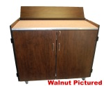 Percussion Cabinet W/music Desk #PC
