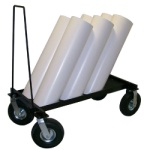 Field Flag Cart