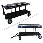 Deluxe Field Keyboard Cart