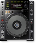 Pioneer Digital deck with full scratch jog wheel and rekordbox support #CDJ850K