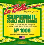 La Bella 1006 Supernil Double Bass String Set #1006