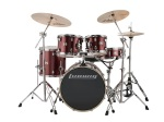 Ludwig Evolution 5 pc Drum Kit Pkg w/ZBT Cymbals #LCEE22025