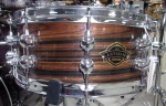 DDrum ARTISAN EBONY SNARE DRUM #AR5514EBONY