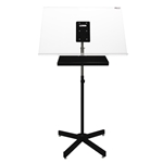 Melhart Modern Curved Conductor Stand