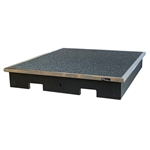 Melhart Conductor Podium Base - Carpeted