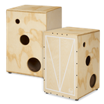 "Latin Percussion Americana Mona Tavakoli Signature ""MT Box"" Cajon"