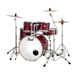 Pearl Export Lacquer 5 Piece Drum Set