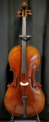 West Coast Dario Giovanni Cello 4/4 European tone wood #DG450VCE