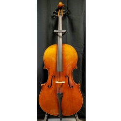 Ming-Jiang Zhu Cello 4/4 Strad Style #ISI1098